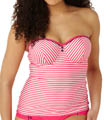 Cleo by Panache Lucille Padded Tankini Swim Top CW0191