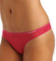 Emporio Armani Lace All Over Thong 62468283