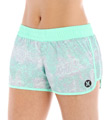 "Hurley Beach Active Dri-Fit 3.5"" Beachrider Runner Short GAB0560"