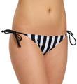 Hurley Surfside Stripe Tie Side Swim Bottom HU45304