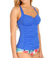 Seafolly Twist Bandeau Tankini Swim Top S3970