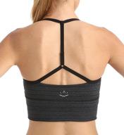 Beyond Yoga Supplex Stripe T-Back Bralette SS8028