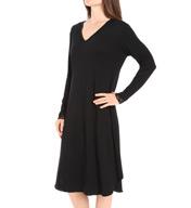 Hanky Panky Supima Cotton Interlock Long Sleeve Gown 83G114