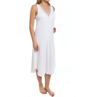 Hanky Panky Supima Cotton Interlock Sleeveless Gown 83G451