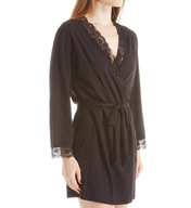 Knock out! Mighty Nighties Lacy Robe KO-8000