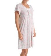 Miss Elaine Cottonessa Short Gown 209806