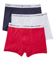 Tommy Hilfiger Core Fashion 100% Cotton Trunks - 3 Pack 09TQ002